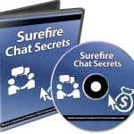 Surefire Chat Secrets PLR Video Series