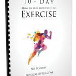 10-Day How to Stay Motivated to Exercise PLR ECourse