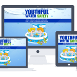 Youthful Water Safety Sales Funnel with Master Resell Rights