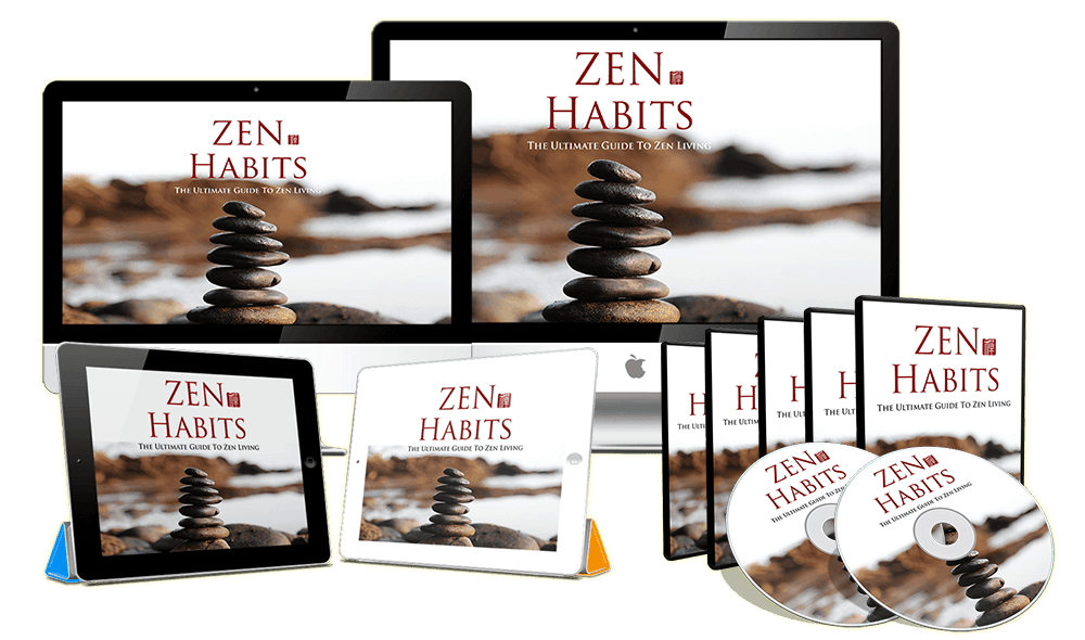 Zen Mastery Sales Funnel with Master Resell Rights