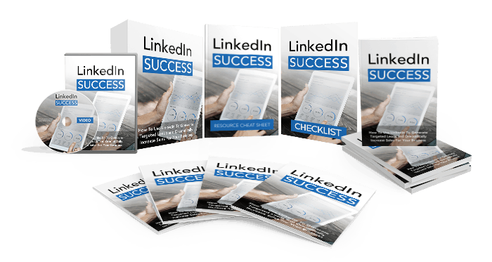 LinkedIn Success MRR Sales Funnel