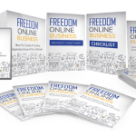 Freedom Online Business Sales Funnel with Master Resell Rights