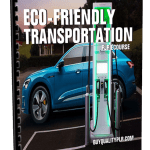 10-Day Eco-Friendly Transportation PLR ECourse