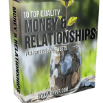 10 Top Quality Money & Relationships PLR Articles and Tweets