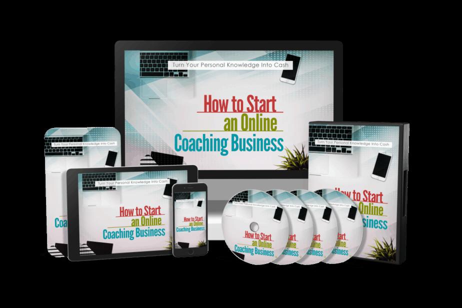Start An Online Coaching Business MRR Sales Funnel