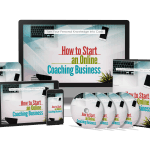 Start An Online Coaching Business Sales Funnel with Master Resell Rights