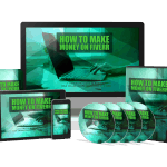 Make Money on Fiverr Sales Funnel with Master Resell Rights