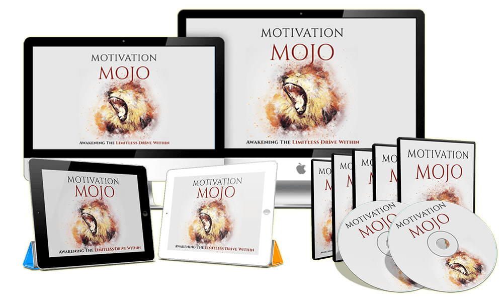 Motivation Mojo Sales Funnel with Master Resell Rights