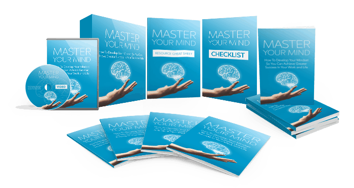 Master Your Mind Sales Funnel with Master Resell Rights