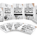Internet Marketers Handbook Sales Funnel with Master Resell Rights