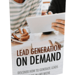 Lead Generation On Demand Sales Funnel with Master Resell Rights