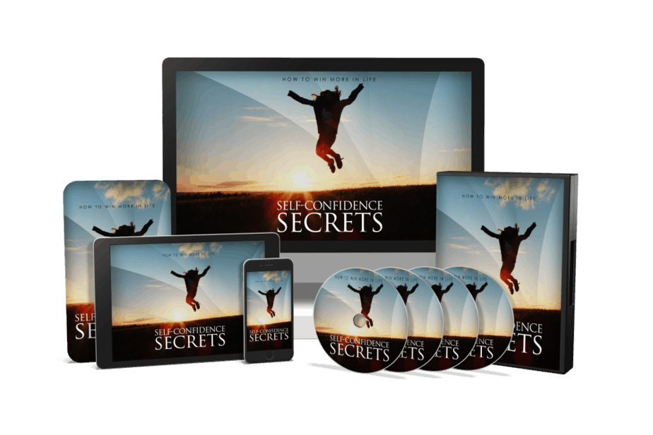 Self Confidence Secrets Sales Funnel