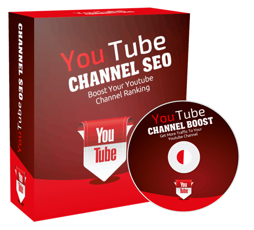 YouTube Channel SEO PLR Videos