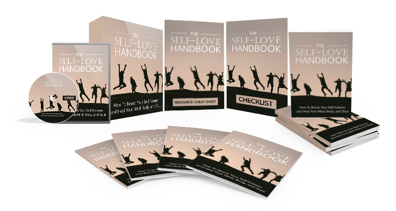 The Self-Love Handbook Sales Funnel with Master Resell Rights Bundle
