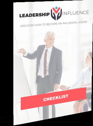Leadership Influence Checklist