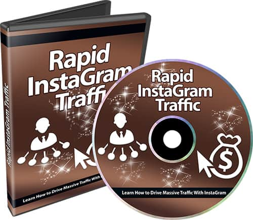 Rapid Instagram Traffic PLR Videos