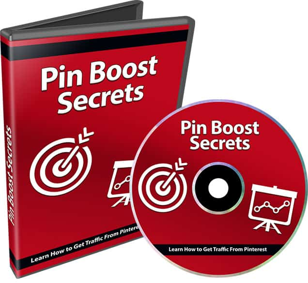 Pin Boost Secrets PLR Videos