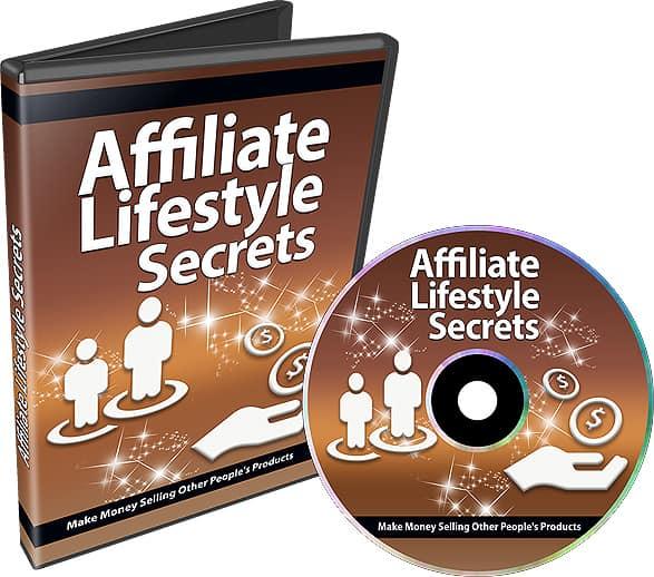 Affiliate Lifestyle Secrets PLR Videos