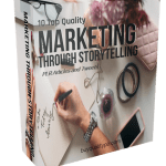 10 Top Quality Marketing Through Storytelling PLR Articles and Tweets