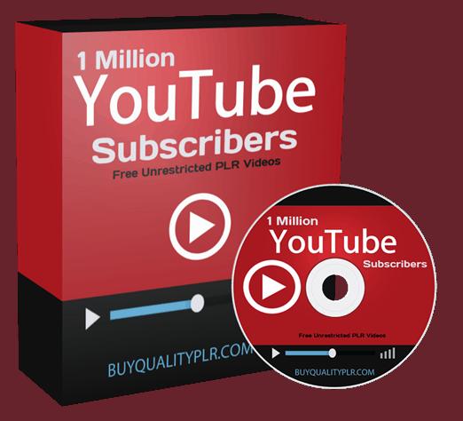 how to get 1 million youtube subscribers bonus training