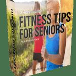 10 High Quality Fitness Tips For Seniors PLR Articles Pack