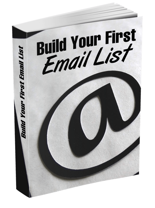 Build Your First Email List Free PLR eBook