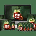 Detox Yourself MRR Sales Funne