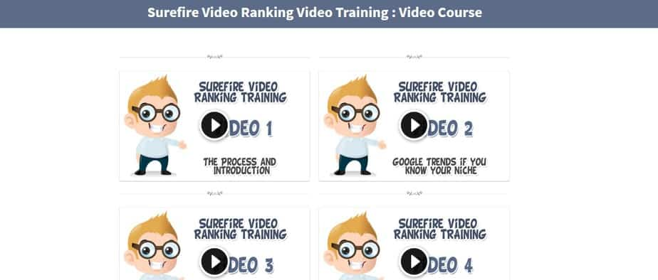 Internet Marketers Education Video Coaching Library Course Page2