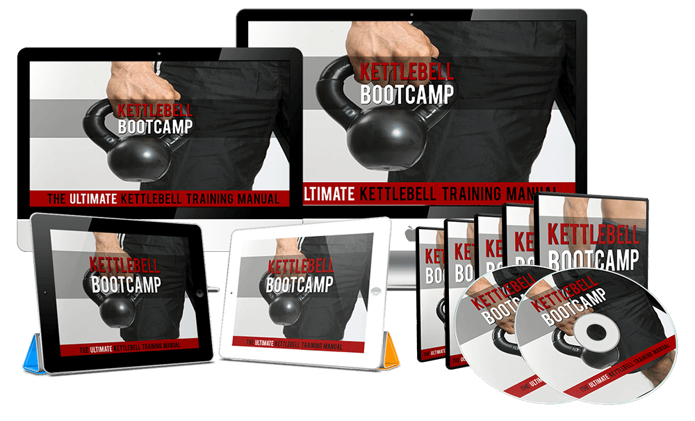 Kettlebell Bootcamp Sales Funnel with Master Resell Rights Video Pack