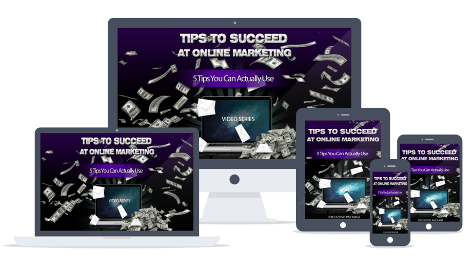 tips to succeed at internet marketing plr lead magnet