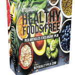 8 Quality Healthy Foods Free PLR Articles Exclusive PLR