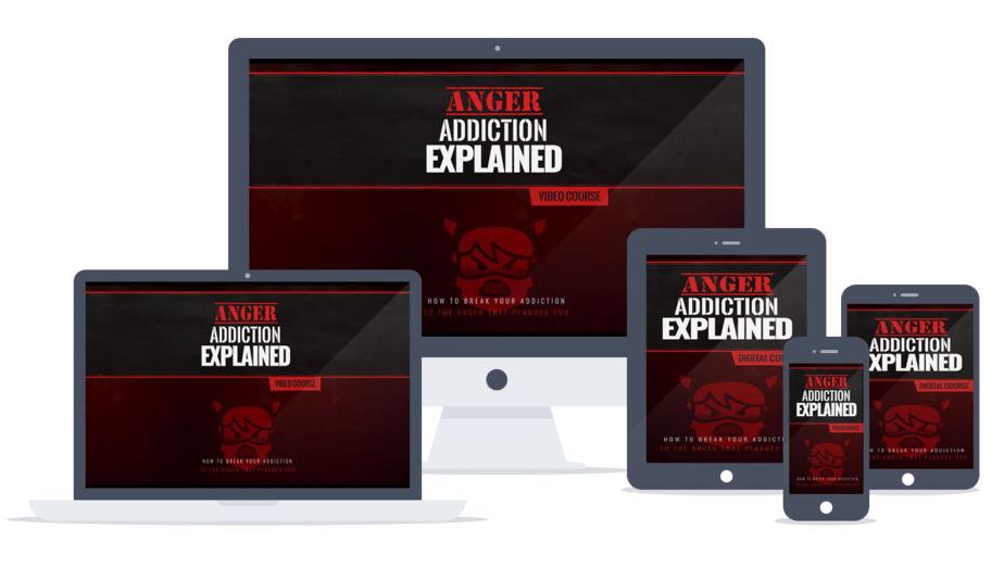 Anger Addiction Explained PLR Lead Magnet