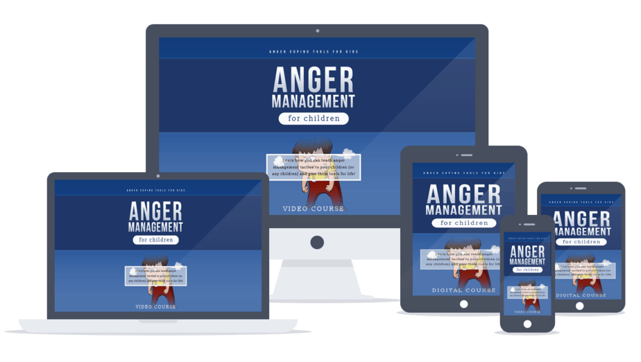 Anger Management For Youth PLR Lead Magnet