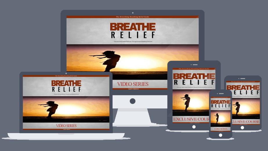 breathe relief PLR report