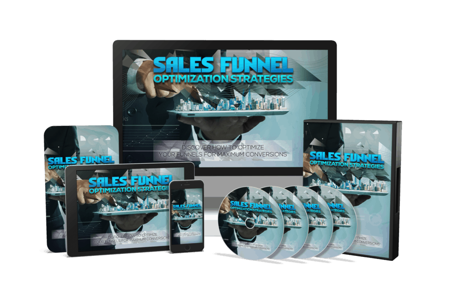 Sales Funnel Optimization Strategies MRR Sales Funnel