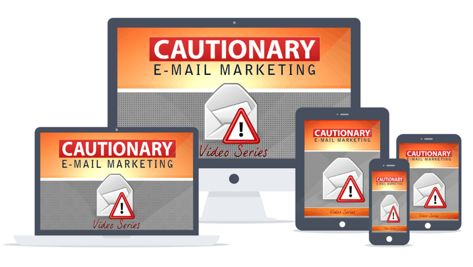 Cautionary Email Marketing PLR Lead Magnet