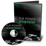 PLR Power System PLR Video Course