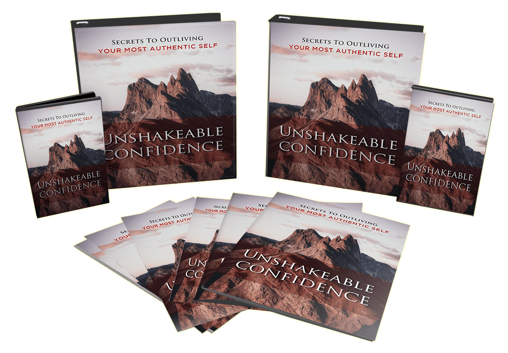 Unshakeable Confidence Bundle