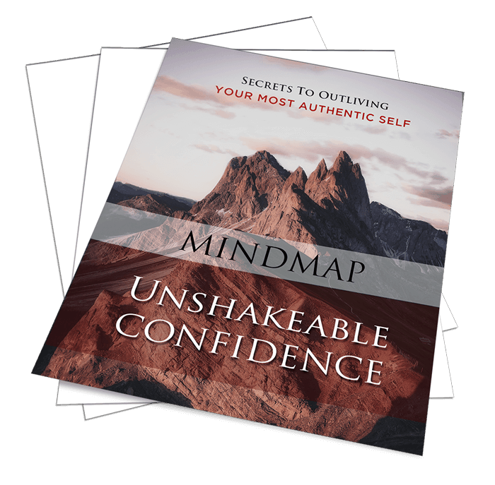 Unshakeable Confidence Mindmap