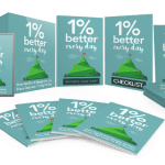 1 Percent Better Every Day Sales Funnel with Master Resell Rights