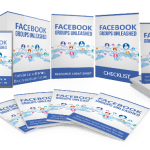 Facebook Groups Unleashed Sales Funnel with Master Resell Rights