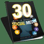 30 Ways To Use Social Media PLR Lead Magnet Toolkit