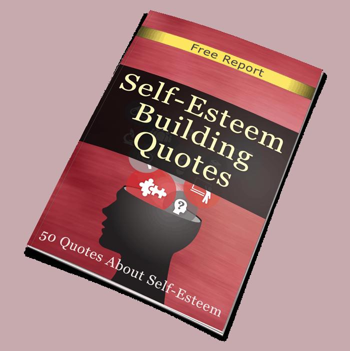 50 Quotes About Self Esteem PLR Lead Magnet Toolkit