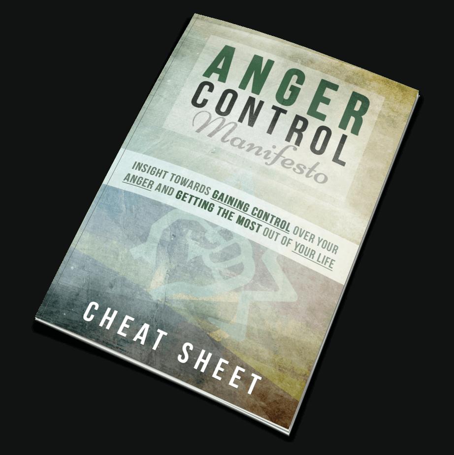 Anger ManagementPLR Cheatsheet