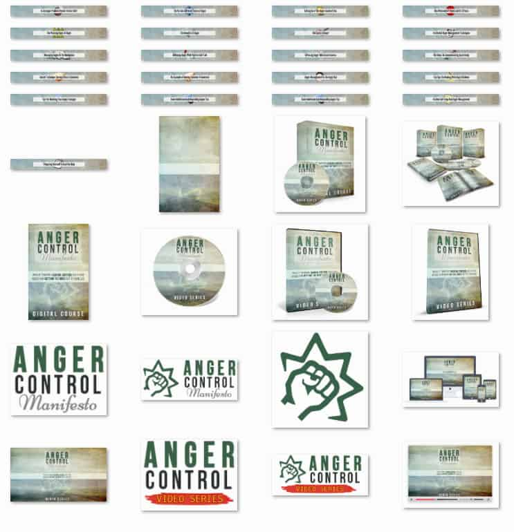 Anger ManagementGuide Graphics PLR