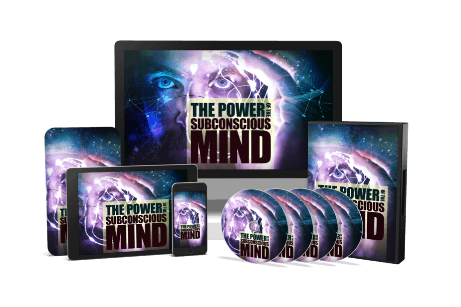 The Power Of The Subconscious Mind Sales Funnel with Master Resell Rights