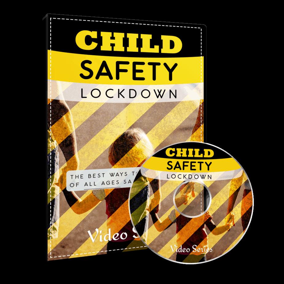 Child Safety Lockdown PLR videos