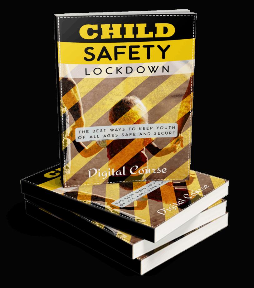 Child Safety Lockdown PLR Sales Funnel