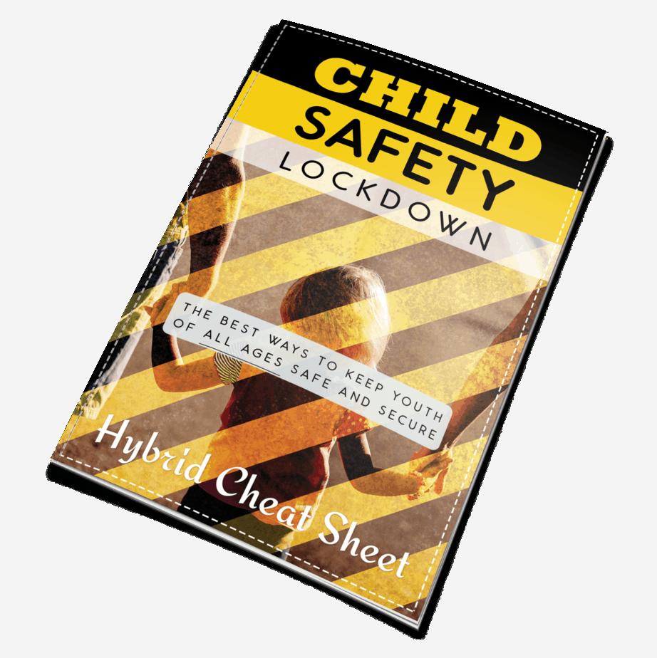 Child Safety Lockdown PLR content