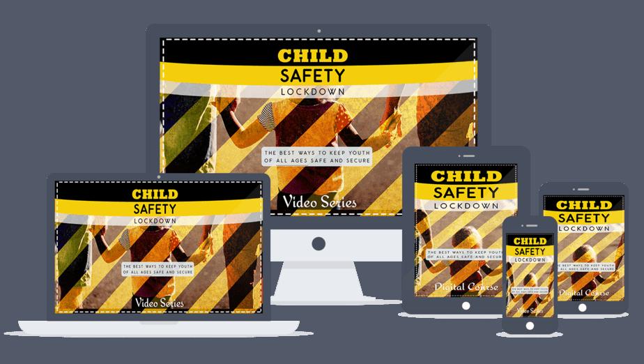 Child Safety Lockdown PLR course